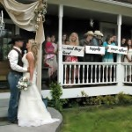 An Outdoor Wedding at Twin Gables