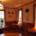 Dining Room, Twin Gables Bed and Breakfast Inn, Skamokawa, WA