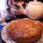 Irish Soda Bread at Twin Gables Bed and Breakfast Inn, Skamokawa, WA (2)