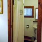 Vacation Rental Bathroom at Twin Gables in Skamokawa, WA